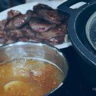 Cocinando en Pincheiro AT